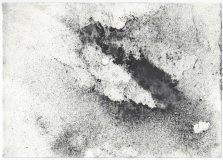 'fragment 31' / charcoal drawing on paper / 14,8 cm x 21 cm / 2017