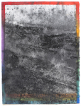 'Wandel I' / charcoal drawing and pastel on paper / 2020 / 29 cm x 39 cm